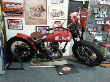 1930 Harley Davidson