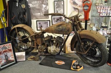 1930 DL Harley