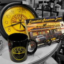 Sun Studio Mug, Clock and 50's CD