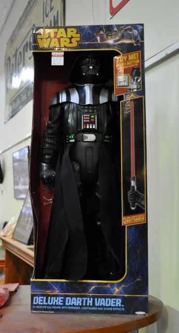 Darth Vada Figure
