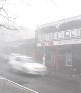 Winter in Daylesford Brick Lane Bazaar