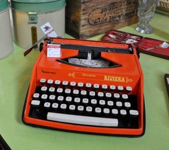 Riviera Typewriter