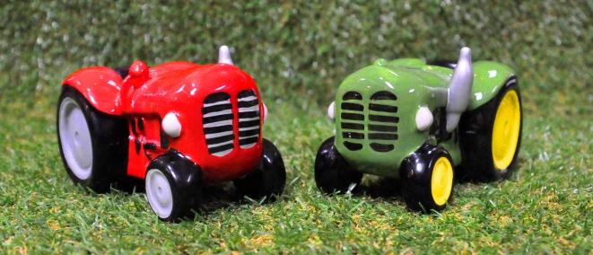 Tractor Money Boxes