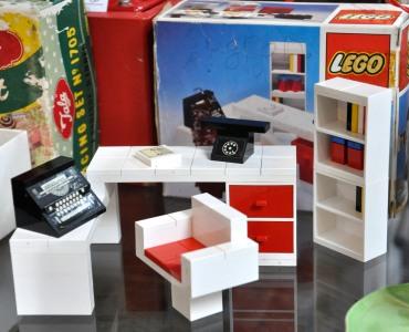 1970's Lego Set